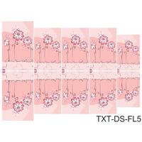 Слайдер-дизайн Nail Dream - Текстура - Цветы TXT-DS-FL5