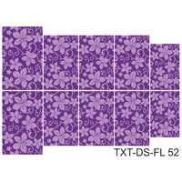 Слайдер-дизайн Nail Dream - Текстура - Цветы TXT-DS-FL52