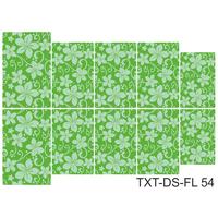 Слайдер-дизайн Nail Dream - Текстура - Цветы TXT-DS-FL54