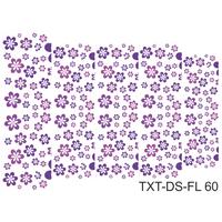 Слайдер-дизайн Nail Dream - Текстура - Цветы TXT-DS-FL60