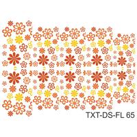 Слайдер-дизайн Nail Dream - Текстура - Цветы TXT-DS-FL65