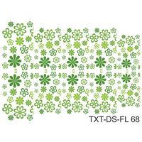 Слайдер-дизайн Nail Dream - Текстура - Цветы TXT-DS-FL68