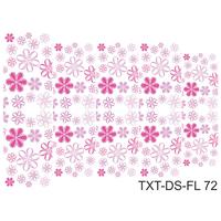 Слайдер-дизайн Nail Dream - Текстура - Цветы TXT-DS-FL72