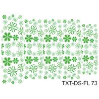 Слайдер-дизайн Nail Dream - Текстура - Цветы TXT-DS-FL73