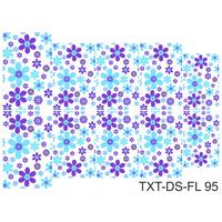Слайдер-дизайн Nail Dream - Текстура - Цветы TXT-DS-FL95