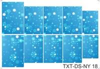 Слайдер-дизайн Nail Dream - Текстуры - Новый Год TXT-DS-NY18