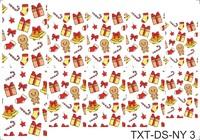 Слайдер-дизайн Nail Dream - Текстуры - Новый Год TXT-DS-NY3