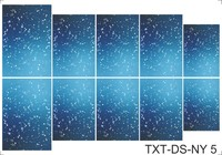 Слайдер-дизайн Nail Dream - Текстуры - Новый Год TXT-DS-NY5