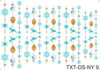 Слайдер-дизайн Nail Dream - Текстуры - Новый Год TXT-DS-NY9
