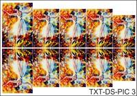 Слайдер-дизайн Nail Dream - Текстура - Картины TXT-DS-PIC3