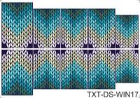 Слайдер-дизайн Nail Dream - Текстура - Зима TXT-DS-WIN17
