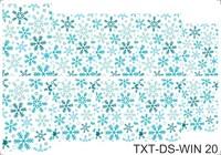 Слайдер-дизайн Nail Dream - Текстура - Зима TXT-DS-WIN20